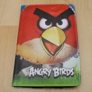 Leather Case Angry Bird