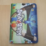 Leather Case Angry Bird & Rio