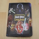 Leather Case Angry Birds & Star Wars