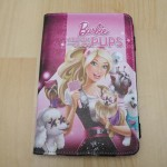Leather Case Barbie Groom & Glam Pups