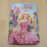 Leather Case Barbie Princes Charm School