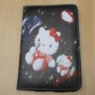 Leather Case Hello Kitty Hitam