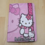 cLeather Case Hello Kitty Pink