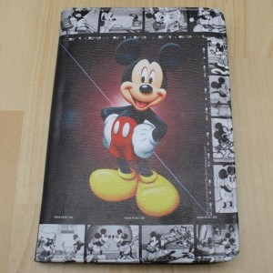 Leather Case Mickey