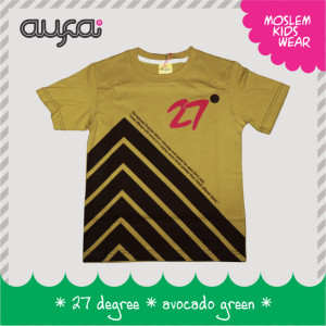 Kaos Anak – 27 Degree