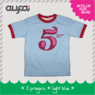 Kaos Anak – 5 Prayers