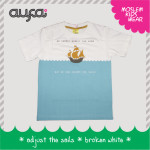 Kaos Anak – Adjust the Sails