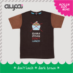 Kaos Anak – Don't Lunch