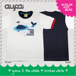 Kaos Anak – Yunus & the Whale