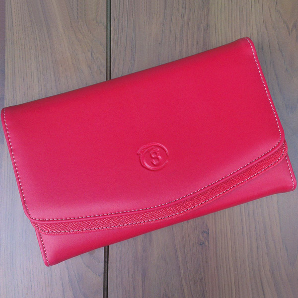 Dompet Grizzly Femme merah