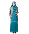 Peplum Dress Shasmira